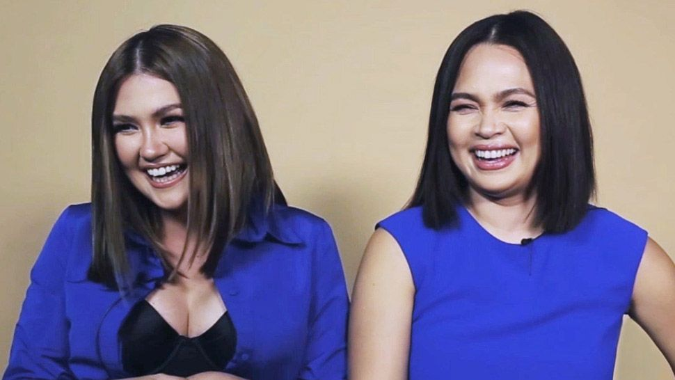 Watch Judy Ann Santos and Angelica Panganiban Interview Each Other