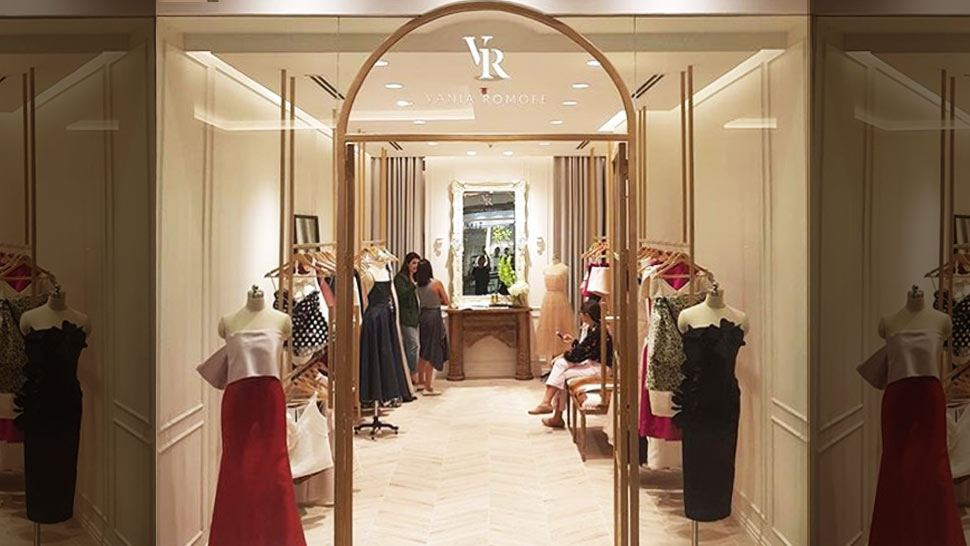 Local Fashion Designer Vania Romoff Opens a Boutique in Rockwell