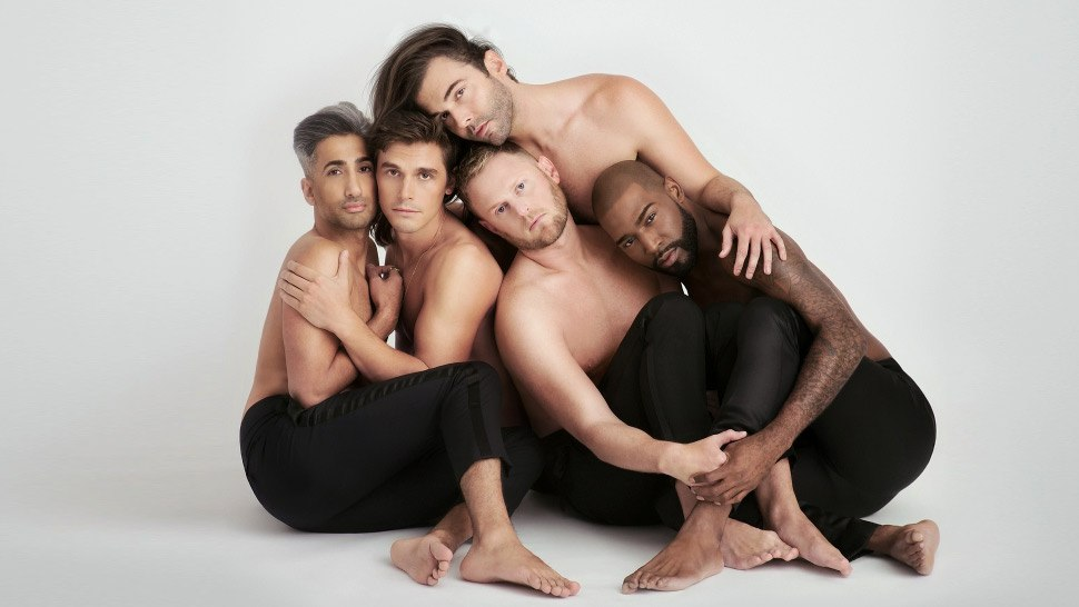 Netflix's Queer Eye Reboot is the Series You Should Binge Watch