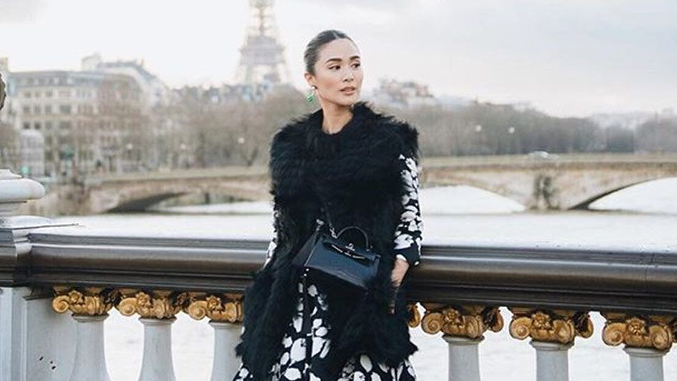 Heart Evangelista Gives Us A Tour Of Her Favorite Spots In Paris