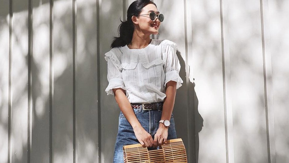 7 Styling Tricks We're Stealing From Fashion Bloggers This Summer