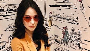 Lotd: Heart Evangelista's Got A Thing For Heart-shaped Sunnies