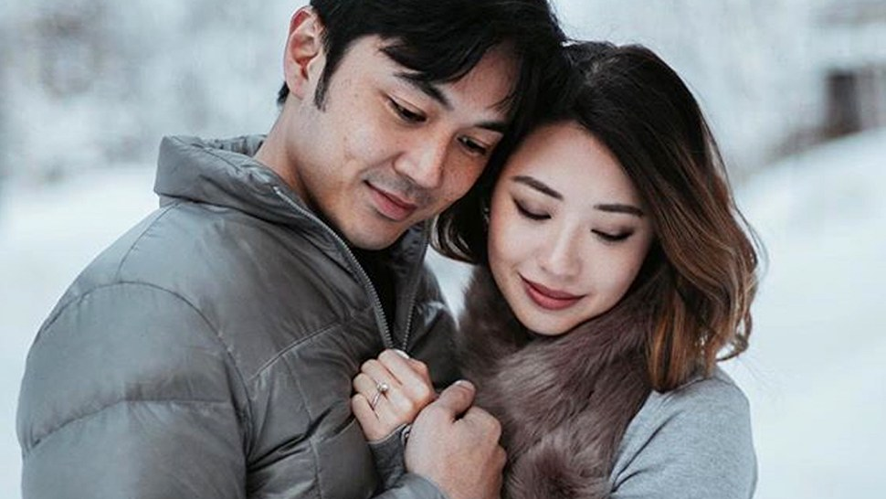 Kryz Uy And Slater Young Are Engaged!