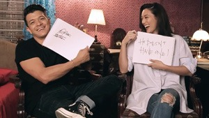 You Have To Watch Kim Jones And Jericho Rosales Playing The Newlywed Game