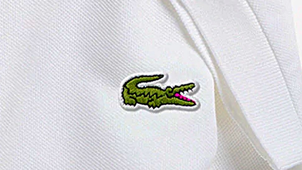 Here's Why Lacoste Is Temporarily Ditching Its Iconic Crocodile Logo