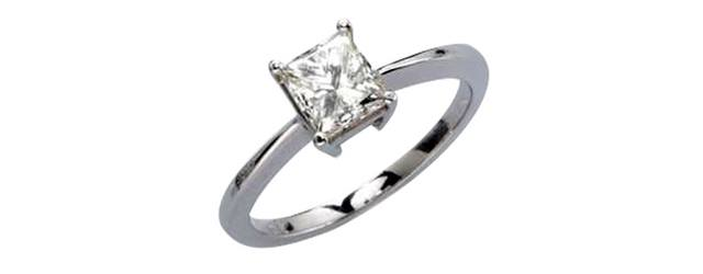 1ce2b42e5eef6f Amore princess cut diamond ring, price available upon request, MILADAY,  City of Dreams