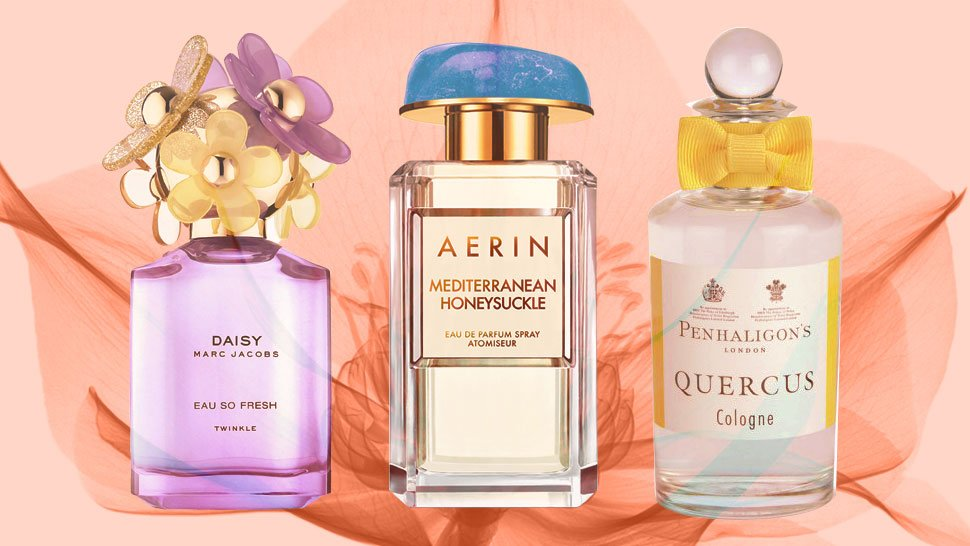 7 Light Fragrances to Keep You Smelling Fresh All Summer Long
