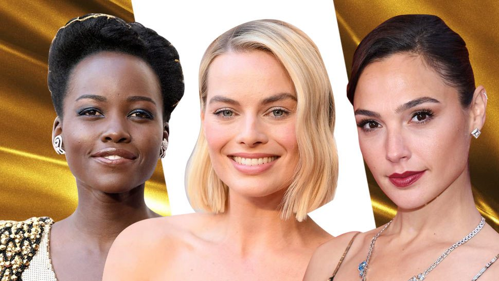 The Best Hair and Makeup Looks from the Oscars 2018 Red Carpet
