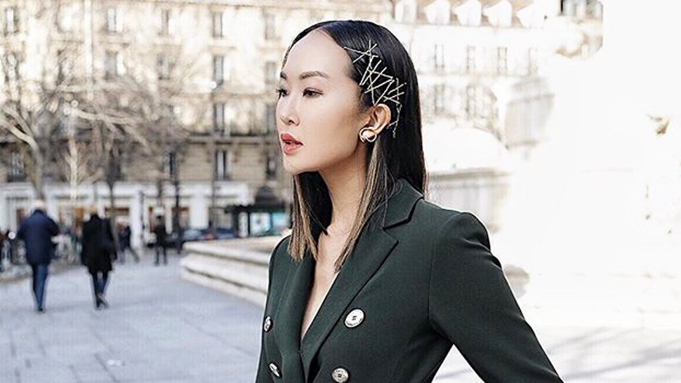 This On-Trend Hairstyle Will Only Take You 5 Minutes to Recreate