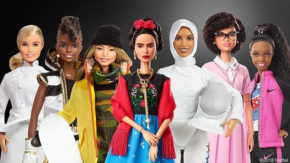 Frida Kahlo and More Female Icons Are Being Made into Barbie Dolls