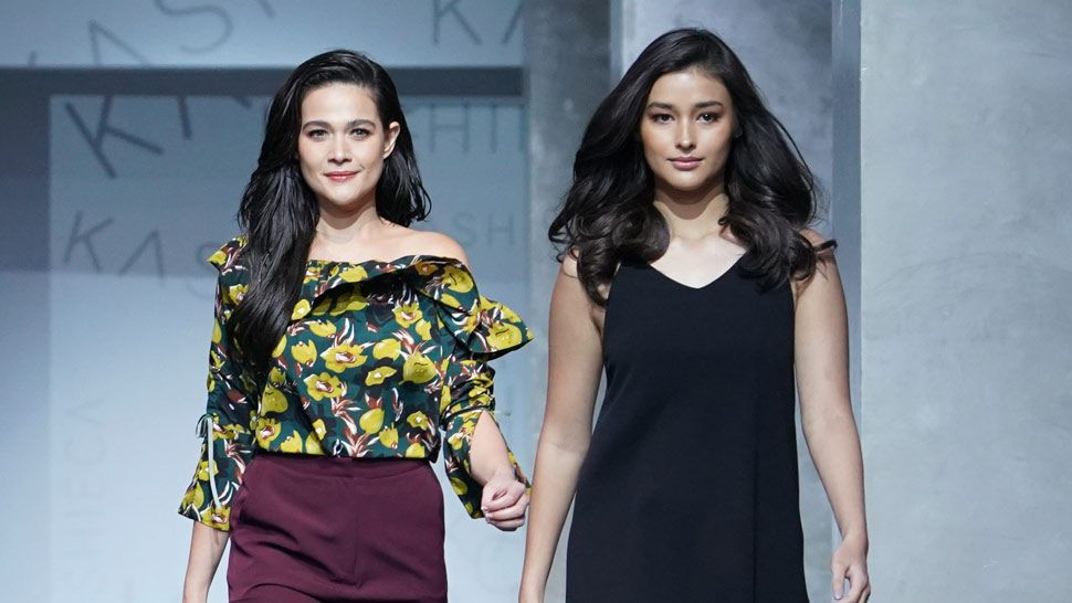 Bea Alonzo and Liza Soberano Star in Kashieca's Spring 2018 Runway Show