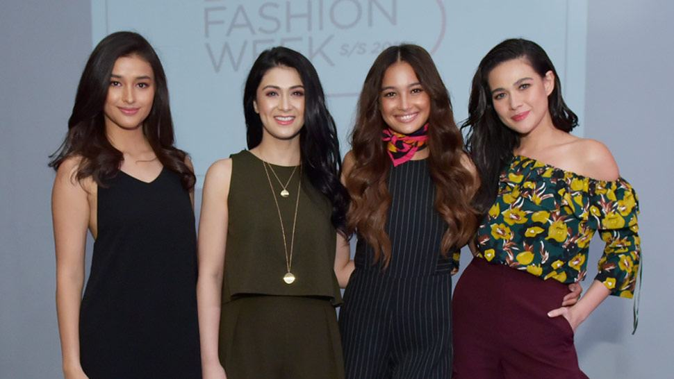 We Saw Liza Soberano, Bea Alonzo, and More at Bench Fashion Week Day 1