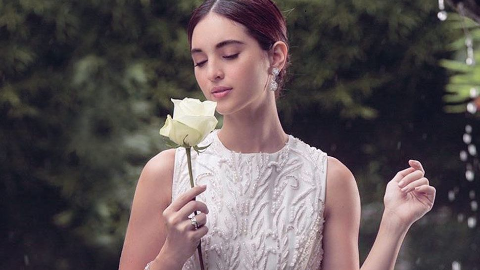 Coleen Garcia Hints on What Her Wedding Gown Will Look Like
