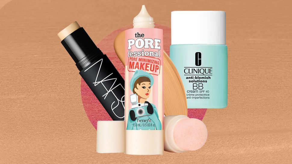 10 Matte Foundations Your Skin Won't Hate This Summer