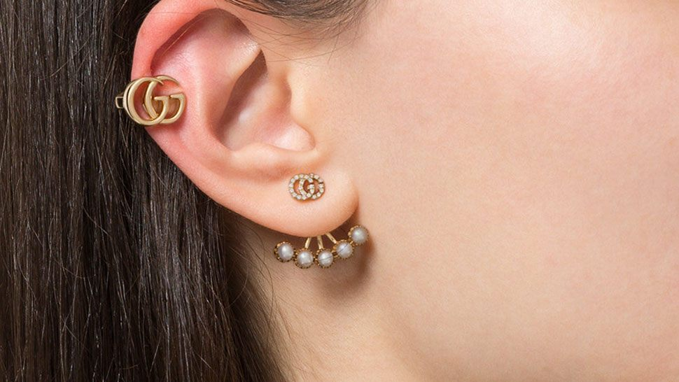 Forget The Belt—this Clip-on Earring Is The Newest Gucci Must-have