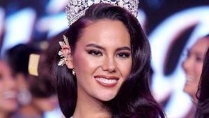 Catriona Gray Is Binibining Pilipinas-universe 2018