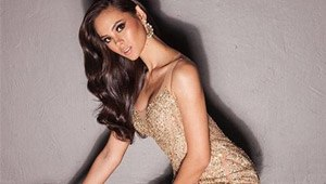 Here's How Catriona Gray's Winning Bb. Pilipinas Gown Came To Life