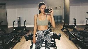 Here's How Kelsey Merritt Trains Like A Victoria's Secret Angel