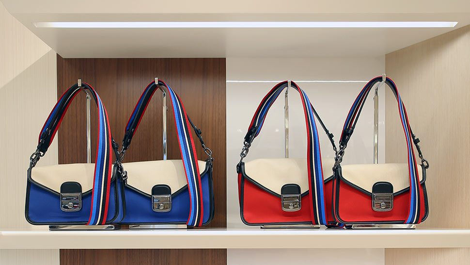 The New Longchamp Store Is Now Open In Rustan's Makati