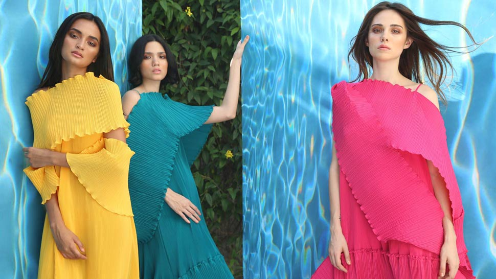 This Local Designer's Summer Collection Feels Like an L.A. Vacation