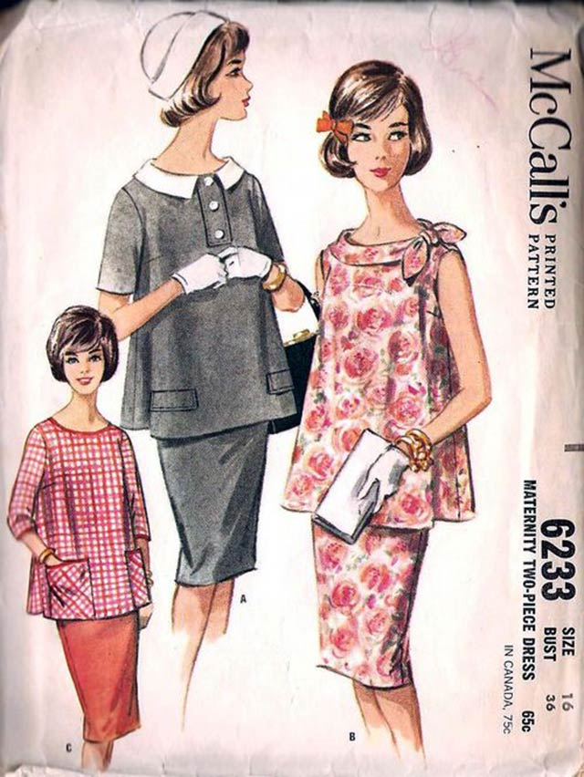 Wiki Has Released 83500 Vintage Sewing Patterns Online For Free