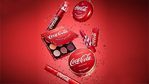 You Have To See The Face Shop's Refreshing Collab With Coca-cola