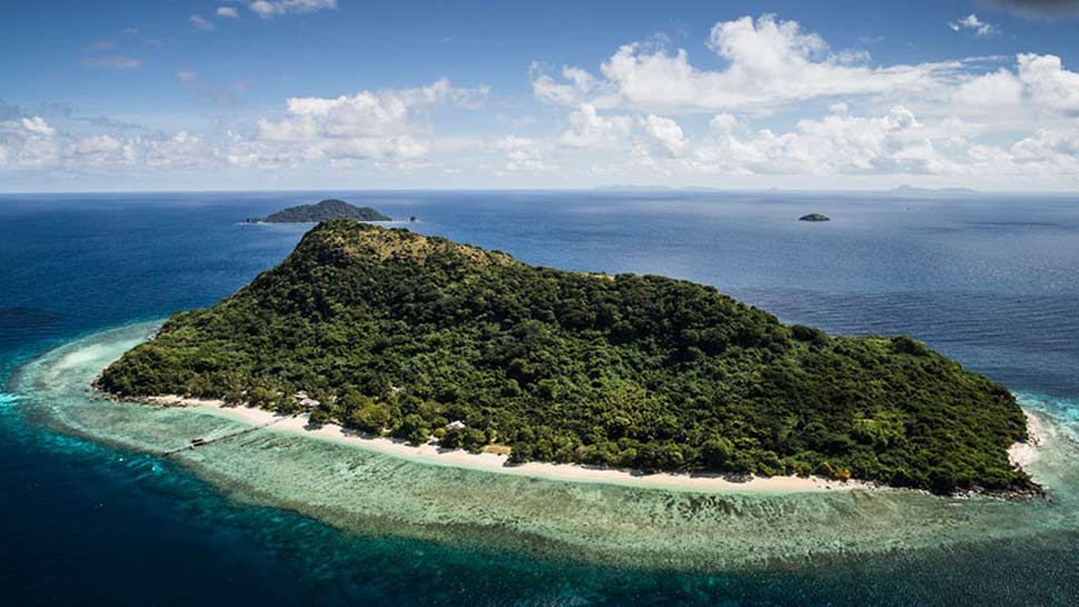 You Can Rent This Luxurious Private Island In Palawan