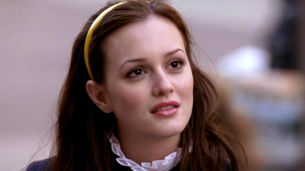 Leighton Meester Is Almost Unrecognizable With Her New Hair Color