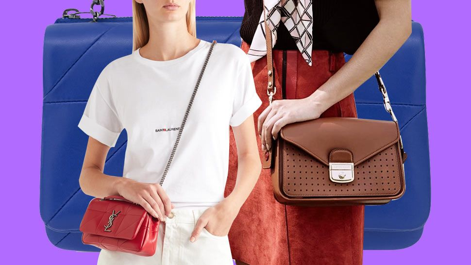 3 Timeless Crossbody Bags You Can Invest In For A Pop Of Red