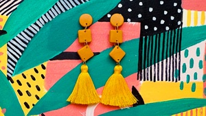 These Quirky Accessories Are Handmade For The Tropical Bohemian