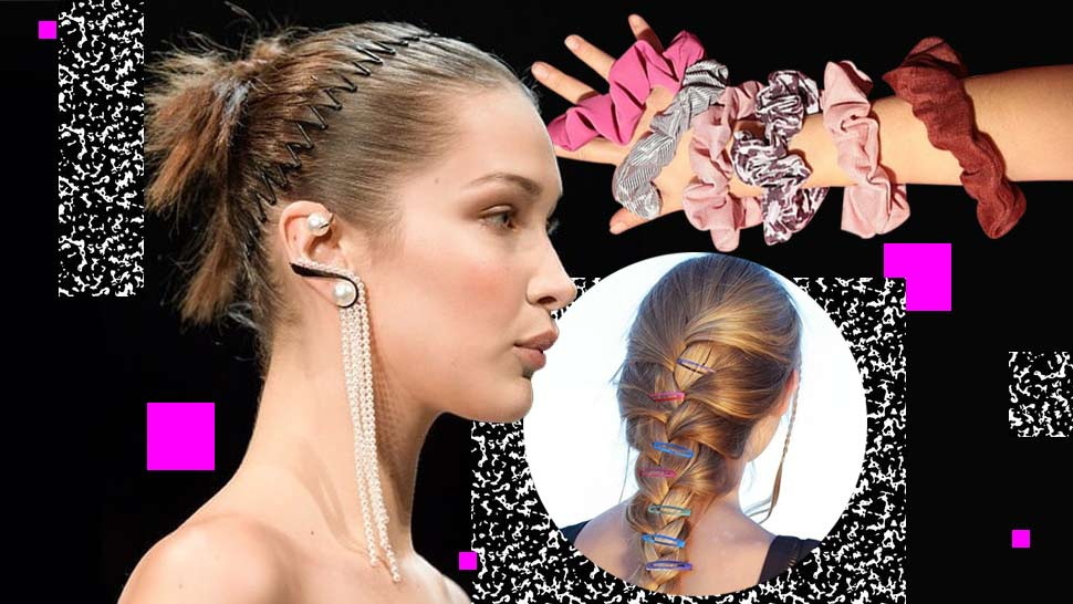 6 Hair Accessories From The '90s That You'll Be Wearing All Year Long