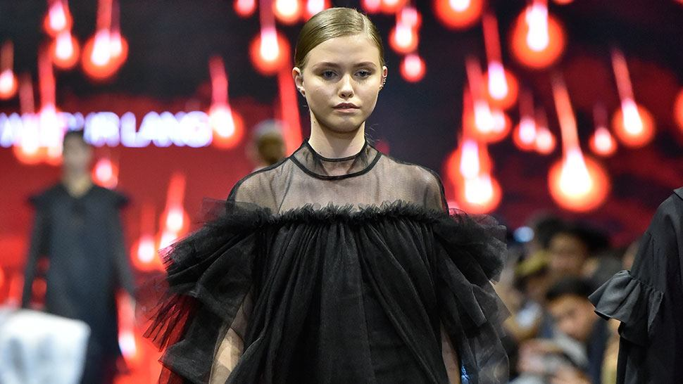 This Collection Will Convince You to Wear Ruffles to Every Occasion
