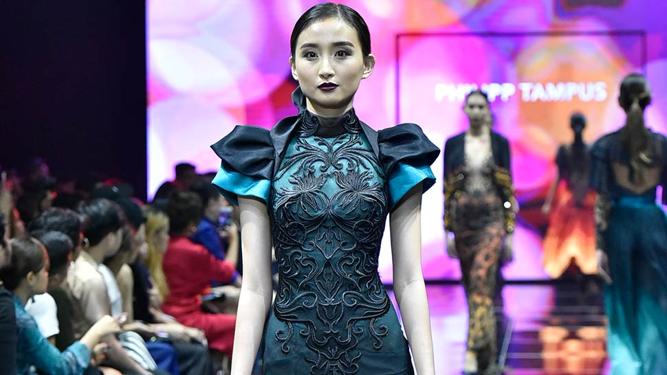 This Evening Wear Collection Is Meant to Be Worn by the Modern Filipina