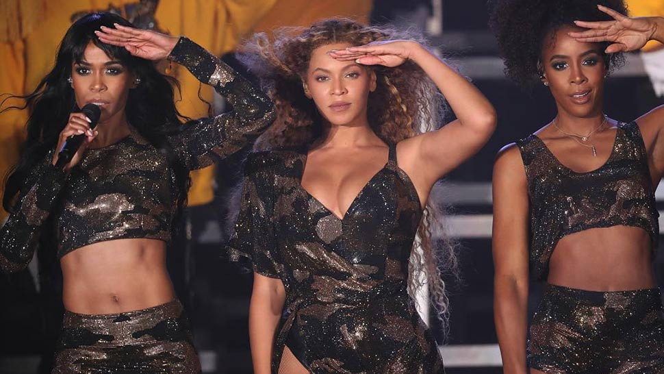 Beyoncé Won Over a Near-Wardrobe Malfunction at Coachella 2018