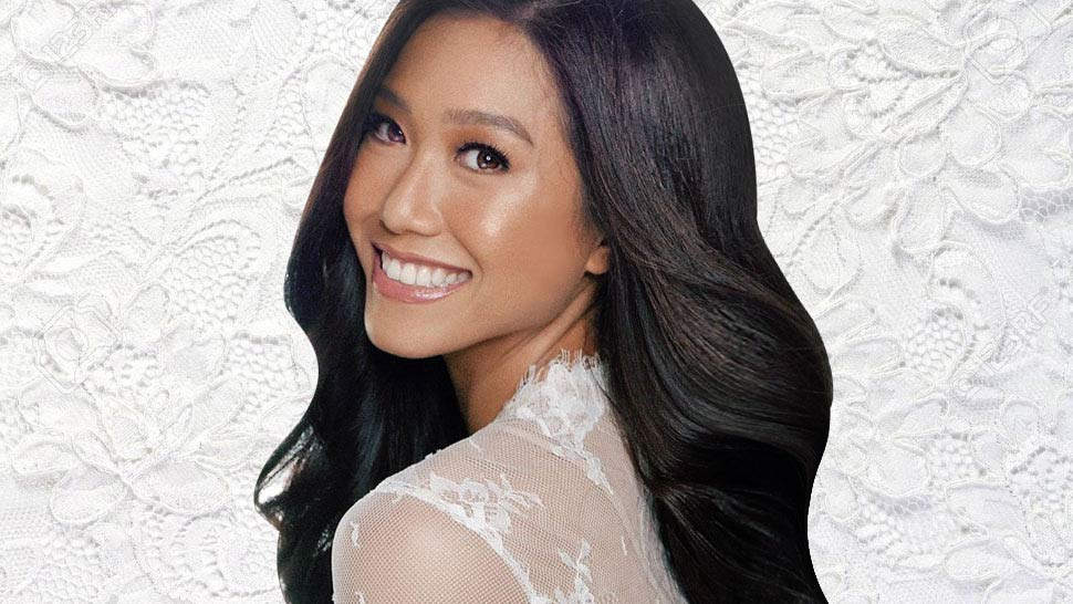 Here's the Secret to Rachelle Ann Go's Bronzed Bridal Glow