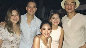All The Local Celebs We Spotted At Rachelle Ann Go's Wedding