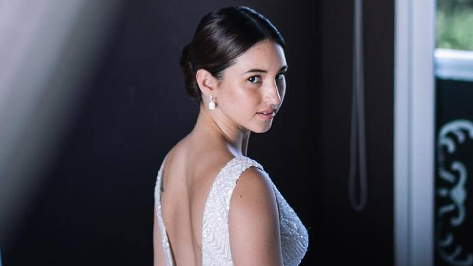 Coleen Garcia Wore Almost No Makeup To Her Wedding
