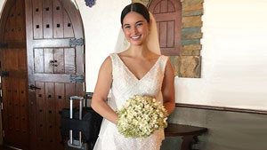 Everything You Need To Know About Coleen Garcia's Wedding Dress