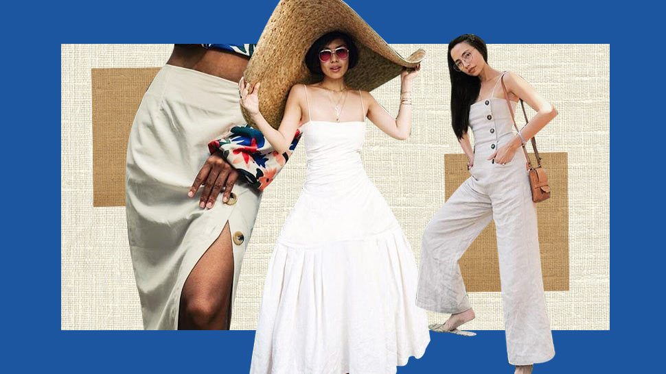 We're Calling It: Linen Is The Fabric Of Summer