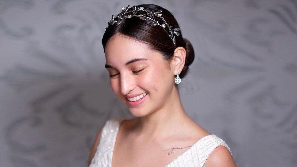 The Stunning Headpiece Coleen Garcia Wore To Her Wedding