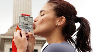 Anne Curtis Nearly Gives Up But Finishes London Marathon