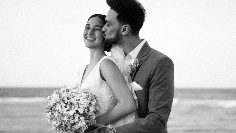 Coleen Garcia And Billy Crawford's Wedding Video Is Out!