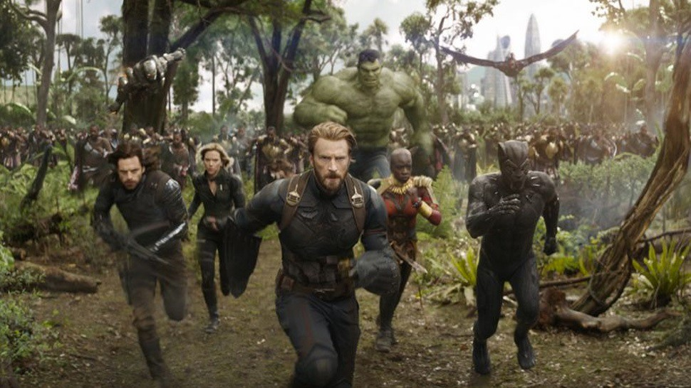 Was Part of Infinity War Filmed in The Philippines?