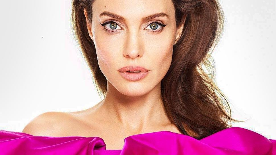 You Won't Believe How Simple Angelina Jolie's Skincare Routine Is