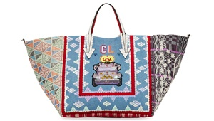 Christian Louboutin's Latest Bags Feature Philippine Textiles
