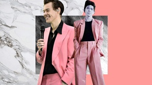 6 Times Bj Pascual Went Twinning With Harry Styles