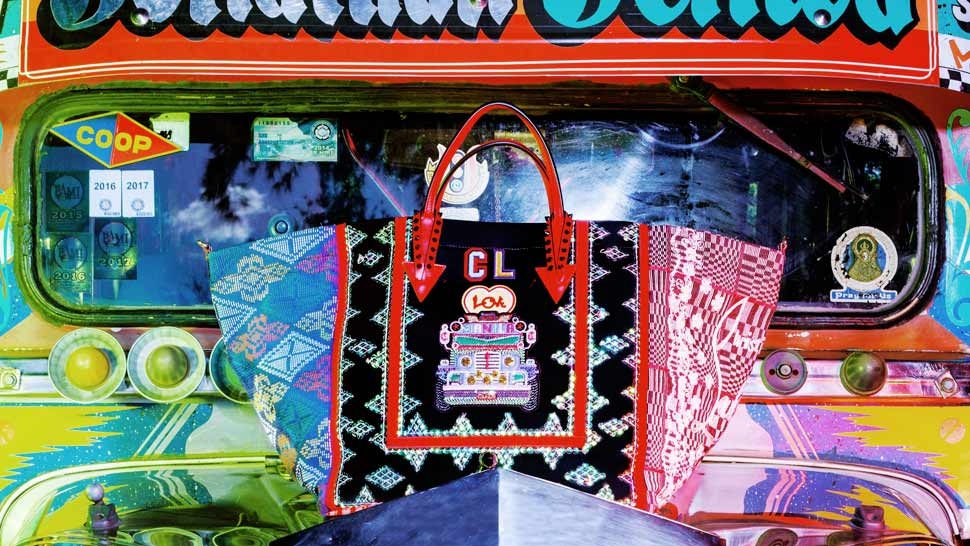 Everything You Need To Know About Christian Louboutin's Manila-inspired Bags