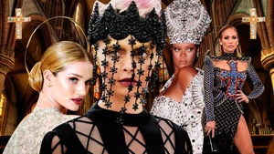 40 Religious References We Spotted At The Met Gala 2018
