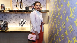 We Spotted Nadine Lustre, Gabbi Garcia, And More At The Louis Vuitton Pop-up