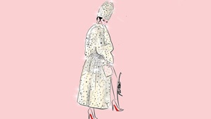 You Have To See This Filipino Artist's Amazing Met Gala Illustrations